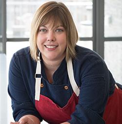 Monteverde Chef-Partner Sarah Grueneberg Headshot Photo Credit Galdones Photography